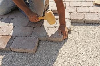 Смеси для мощения тротуарной плитки