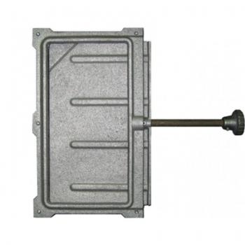 Задвижка ЗВ-2А 130×260 мм