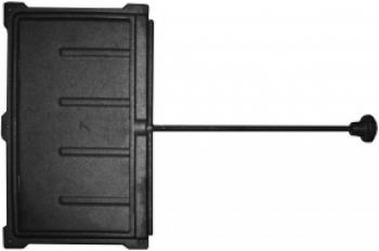Задвижка ЗВ-7А 160×300 мм
