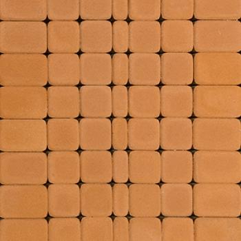 Тротуарная плитка КЛАССИКО янтарный