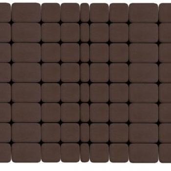 Тротуарная плитка КЛАССИКО коричневый