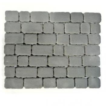 Тротуарная плитка РИВЬЕРА серый