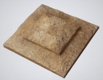 Накрывной элемент на колонну бетонный