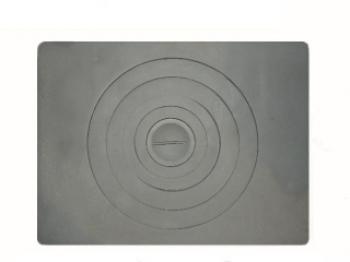 Плита 1-конфорочная П1-5 705х530 мм под казан