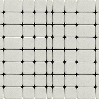 Тротуарная плитка КЛАССИКО белый